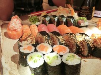 Sushi... :D