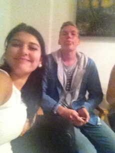 Yasmin og Martin