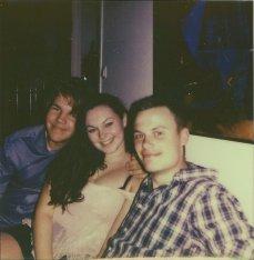 Sjur, meg og Sander