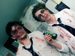 Luke and Chris