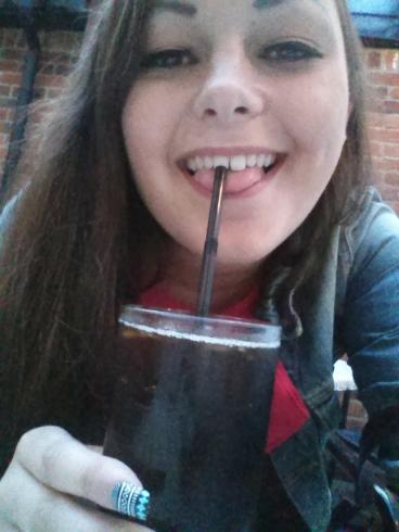 Triple rum and coke !