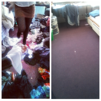 Jodie vs. My room