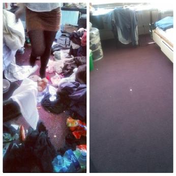 Jodie vs. My room