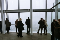 People in the Shard