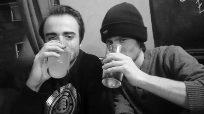 Jeff and Drew