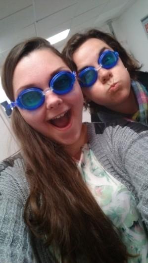 New goggles!